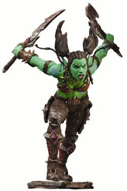 Garona Halforcen Action Figur World of Warcraft 18 cm