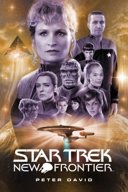Star Trek - New Frontier  - Grenzenlos