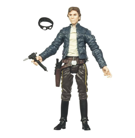 Star Wars Vintage Collection Actionfigur VC 50 Han Solo (Episode V)