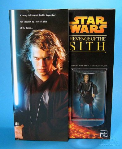 Hasbro Press Kit zu Episode III - Toy Fair 2005 in New York