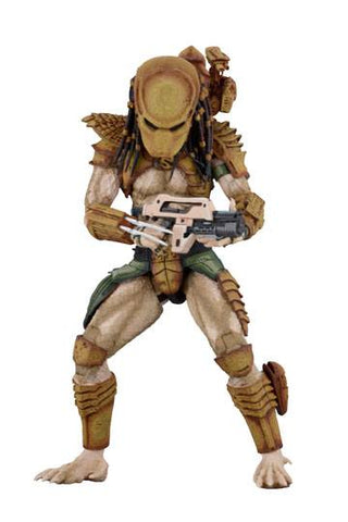 Alien vs Predator Actionfigur Hunter Predator 20 cm Arcade Appearance