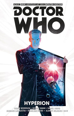 Doctor Who Comic: Hyperion