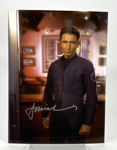 Malcom Reed (Dominic Keating) Autogramm
