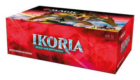 Magic The Gathering Ikoria Display (36 Booster) deutsch