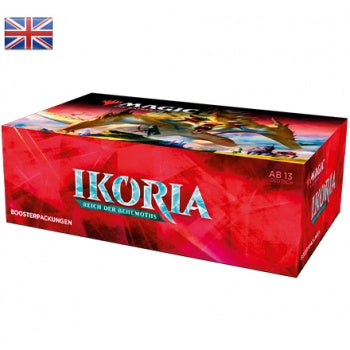 Magic The Gathering Ikoria Display (36 Booster) engl.