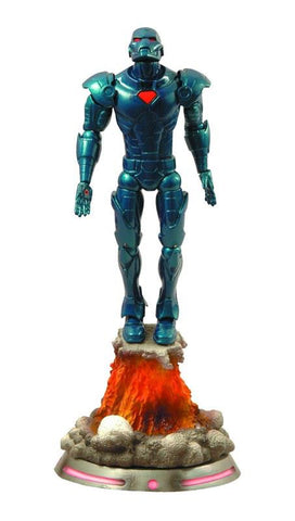 Iron Man (Stealth-Version) 18cm Marvel Select Actionfigur