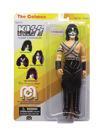 Kiss Actionfigur Love Gun Catman 20 cm Mego