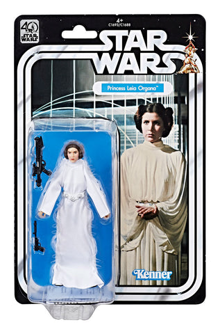 Star Wars Black Series Leia 15 cm 40th Anniversary Wave 1