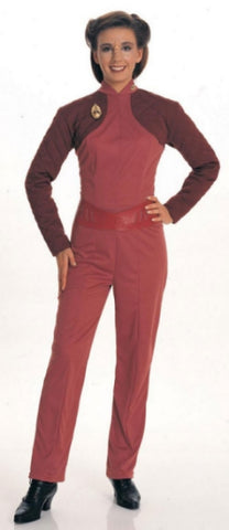 Major Kira Bajoran Uniform