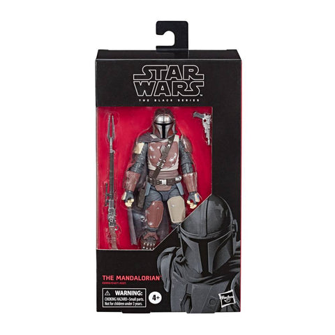 Star Wars The Mandalorian Black Series Actionfigur The Mandalorian 15 cm