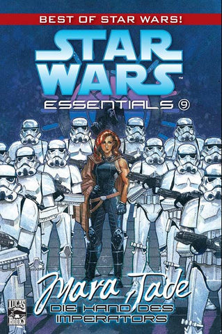 STAR WARS ESSENTIALS 9: Mara Jade-Die Hand des Imperators