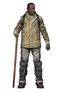 Morgan Jones Action Figur Walking Dead TV - Serie 8