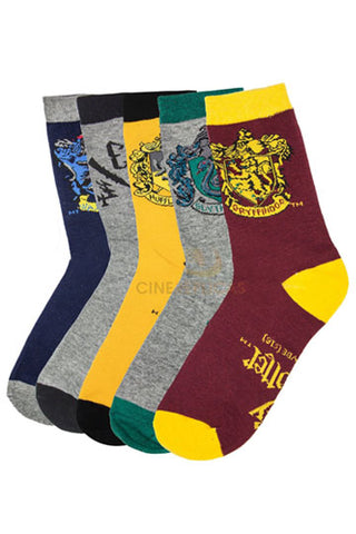 Harry Potter Socken 5er-Pack