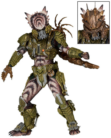 Spiked Tail Predator - Action Figur (Serie 16)
