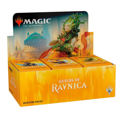 Magic The Gathering Guilds of Ravnica Display (36 Booster) englisch