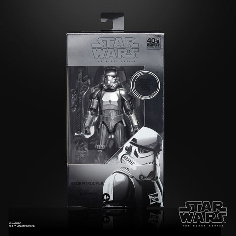 Star Wars Ep. V Black Series Carbonized Actionfigur 2020 Stormtrooper 15 cm