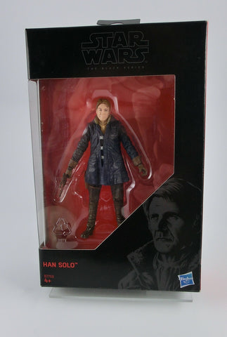 Black Series 3 3/4 inch 10 cm Han Solo Action Figur