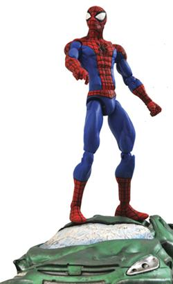 Spider-Man 18cm Classic Action Figur (Marvel Select)