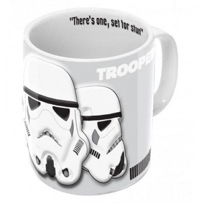 Star Wars Becher : Stormtrooper - 2D-Relief