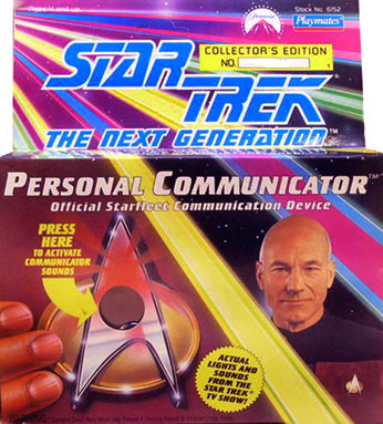 TNG Communicator (Playmates 1993)