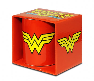 Becher Wonder Woman Logo