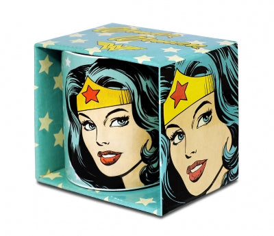 Becher Wonder Woman Face