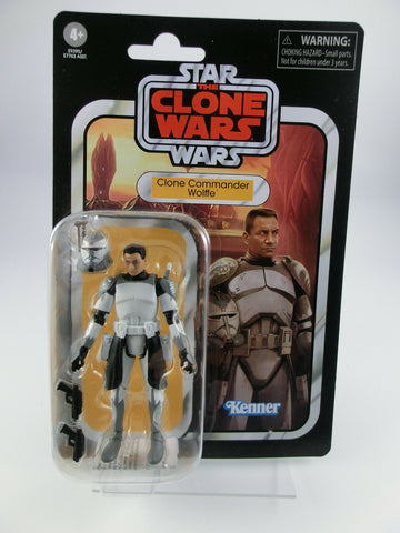 SW Vintage Collection Actionfigur VC168 Clone  Commander Wolffe