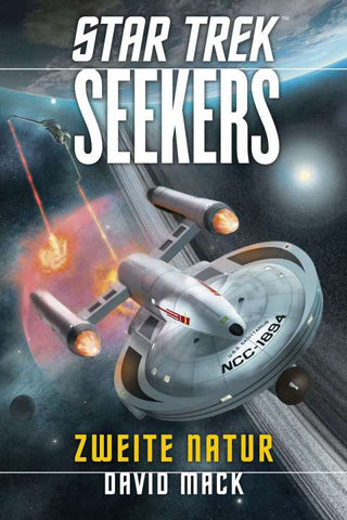 Star Trek -Seekers 1 - Zweite Natur