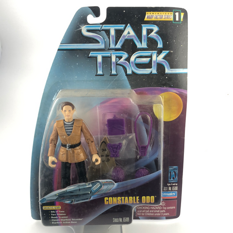 Constable Odo Star Trek Actionfigur