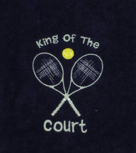 Load image into Gallery viewer, FOR HIM: King of the Court (Navy)
