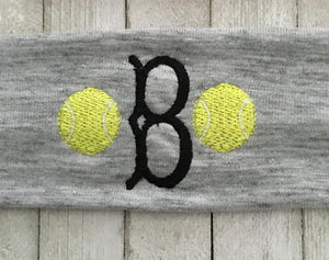 Personalized Tennis Sports Headbands