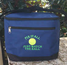 Load image into Gallery viewer, Embroidered Cooler for Tennis