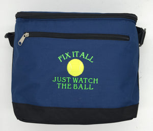 Embroidered Cooler for Tennis