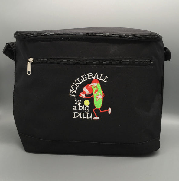 Embroidered Cooler for Tennis/Pickleball/Golf