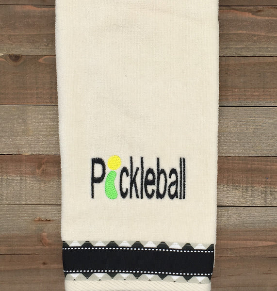Pickleball Tennis Towel