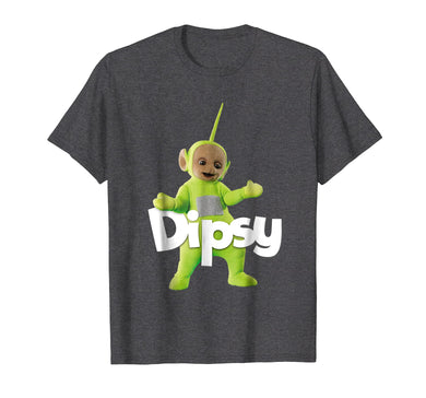 Teletubbies Adult T Shirt - Dipsy