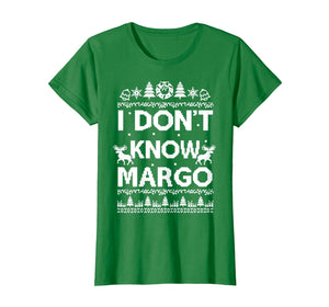 Xmas Couple Todd & Margo Ugly Christmas T-Shirt-1696798