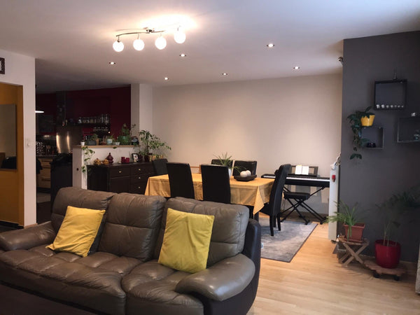 Appartement • Bruxelles • 110m² - Finance Immo