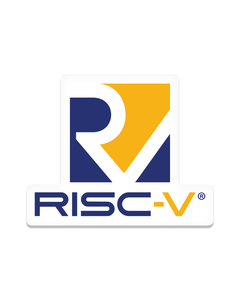 RISC-V Stacked Decal