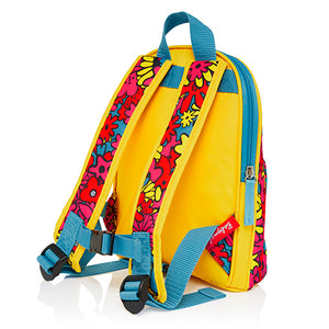 Mini Backpack Floral Brights