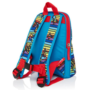 Mini Backpack Rainbow Multi