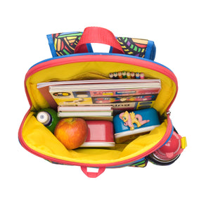 Kid's Backpack Age 3+ Rainbow Multi