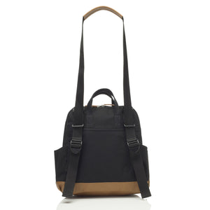 Robyn Convertible Backpack Black