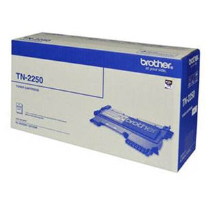 BROTHER TN-2250 MONO LASER TONER CARTRIDGE BLACK
