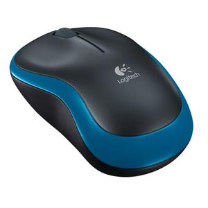 Logitech Wireless Mouse M185 - Blue