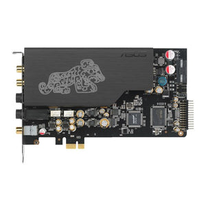 ASUS Essence STX II 7.1 PCI-e Sound Card, 124dB, TCXO, 7.1