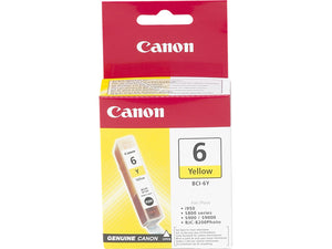 Canon BCI-6Y Original Yellow 1 pc(s)
