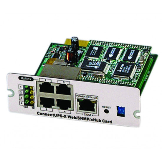 EATON Powerware CONNECTUPS-X   X-Slot Connectups Snmp/Web Adapter