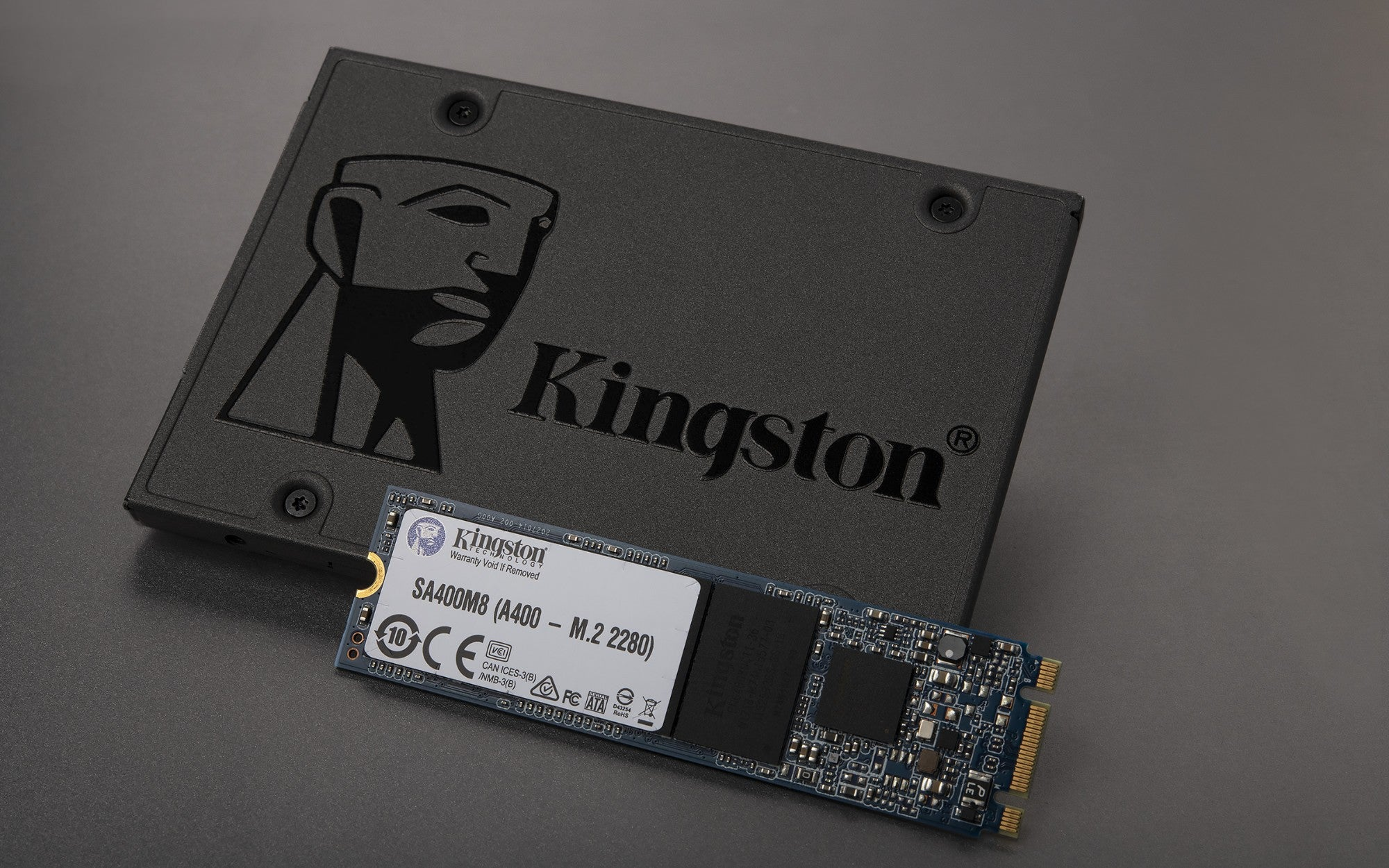 Kingston Technology A400 M.2 120 GB Serial ATA III TLC