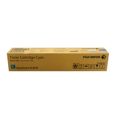 Xerox CT202247 toner cartridge Original Cyan